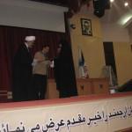 دانشجوی گنابادی رتبه نخست مسابقات قرآن وعترت منطقه ۹ دانشگاه ازاد اسلامی راکسب کرد