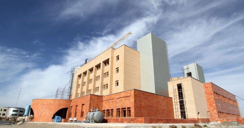 پیشرفت ۹۱درصدی پروژه بیمارستان ۲۰۰ تختخوابی علامه بهلول