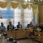 جلسه شورای حلقه صالحین بسیج اساتید مراکز آموزش عالی شهرستان در مرکزپیام نورگناباد برگزار شد
