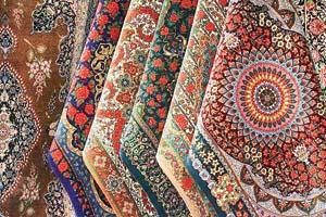 فرش ایران سی درصد از بازارهای جهانی را به خود اختصاص داده