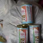 فرمانده انتظامی گناباد : بیش از ۲۱ هزار قرص برنج قاچاق از دو اتوبوس کشف شد