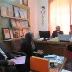 آغاز بازدید و نظارت بر موسسات و آموزشگاه های تحت نظر اداره فرهنگ وارشاد اسلامی
