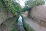 احیای کوچه باغها بستر ساز جذب گردشگر برای قنات قصبه گناباد