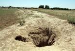 شهرستان گناباد در ۱۰ سال اخیر کمترین میزان بارندگی را داشته و در وضعیت خشکسالی به سر میبرد