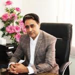 حمیدرضا مهدوی مقدم رئیس اداره فرهنگ وارشاد اسلامی گناباد