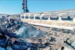 بررسی شنود مکالمات لوکوموتیوران با مسئول کنترل ایستگاه محل تصادف دو قطار