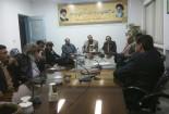 جلسه شورای راهبردی اداره فرهنگ و ارشاد اسلامی گناباد برگزار شد
