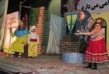 نمایش کودک و نوجوان سفر سندباد به ایران در گناباد به روی صحنه رفت + تصاویر