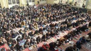 راهپیمایی 22 بهمن ماه 1395 گناباد