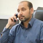 مهران حسین زاده معاون شهردار گناباد
