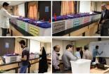 هفتمین دوره انتخابات سازمان نظام پزشکی در گناباد برگزار شد