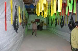 یادواره شهدای عملیات مرصاد شهرستان گناباد (1)