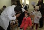 غربالگری رایگان بینایی ۲۰۰۰ کودک در گناباد انجام شد
