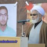 حجت الاسلام حسن صادقی نسب امام جمعه گناباد