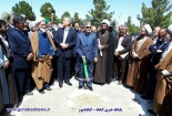 امامزاده سلطان محمدعابد کاخک یکی از بقاع شاخص استان و شهرستان است