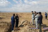 اجرای طرح مقابله با بیابان زدایی در ۱۵۰ هکتار از اراضی گناباد+ تصاویر