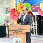 هادی محمدپور مدیر آموزش و پرورش گناباد