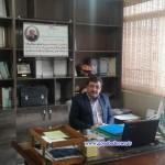 محمد میر بیدختی شهردار بیدخت