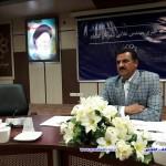 عباس علایی شهردار گناباد