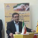حمیدرضا عرلقی مدیرعامل شرکت گاز ایران