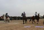 وضعیت احداث بزرگترین پیست اسب سواری شرق کشور بلاتکلیف است