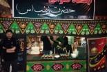 برپایی ایستگاههای پذیرایی از زائران پیاده امام رضا(ع) در گناباد