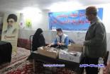 پزشک وظیفه با هزینه شخصی خود داروهای طرح شهید رهنمون را در شهرستان گناباد متقبل شد