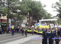 راهپیمایی چهلمین سالگرد پیروزی انقلاب اسلامی ایران