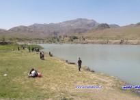 سد زیبد میزبان گردشگران پس از ۲۲ سال