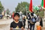 موکبداران گنابادی به استقبال زائران امام حسین(ع) در نجف و کربلا میروند