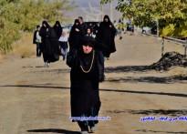 پیاده روی رهروان حسینی (ع) در گناباد