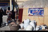 نمایشگاه صنایع دستی و جشنواره سراسری اقوام در گناباد