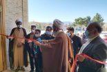 افتتاح پروژههای عمرانی آستان امامزاده سیدمحمد عابد(ع) + عکس
