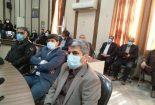 حمید زارع حسینی کلید ساختمان باغ ملی را تحویل گرفت + تصاویر