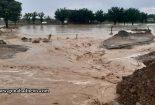 سیلاب گناباد به روایت تصویر